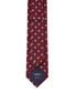 Wine pure silk flower tie Sale - hackett Sale