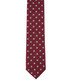 Wine pure silk flower tie Sale - hackett Sale