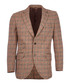 Country tan pure wool houndstooth jacket Sale - hackett Sale