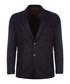 Navy & brown wool & cashmere jacket Sale - hackett Sale