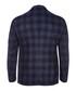Navy pure wool plaid jacket Sale - hackett Sale