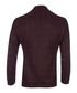 Burgundy pure wool jacket Sale - hackett Sale