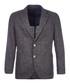 Glen check pure wool jacket Sale - hackett Sale