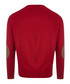 Cherry wool, silk & cashmere jumper Sale - hackett Sale