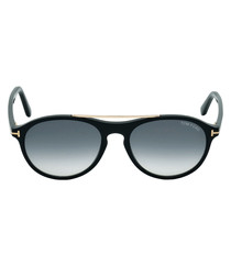 Cameron black, grey & green sunglasses