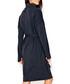 Graphite cotton blend tie-waist dress Sale - numinou Sale