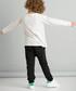 2pc night print cotton blend outfit set Sale - ollie&olla Sale