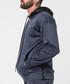 Stunt black drawstring hoodie Sale - religion Sale