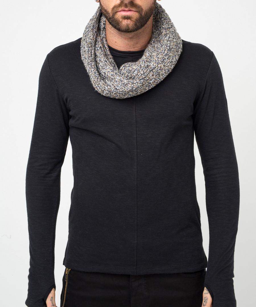 Canyon light grey scarf Sale - religion
