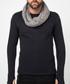 Canyon light grey scarf Sale - religion Sale
