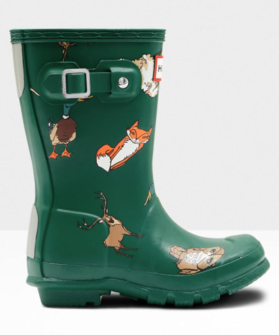 Kids' Original highland Wellington boots Sale - Hunter