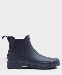 Women's Original navy Chelea boots