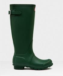 Women's Original green adjustable boots