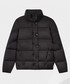 Women's Original black button puffer Sale - hunter Sale