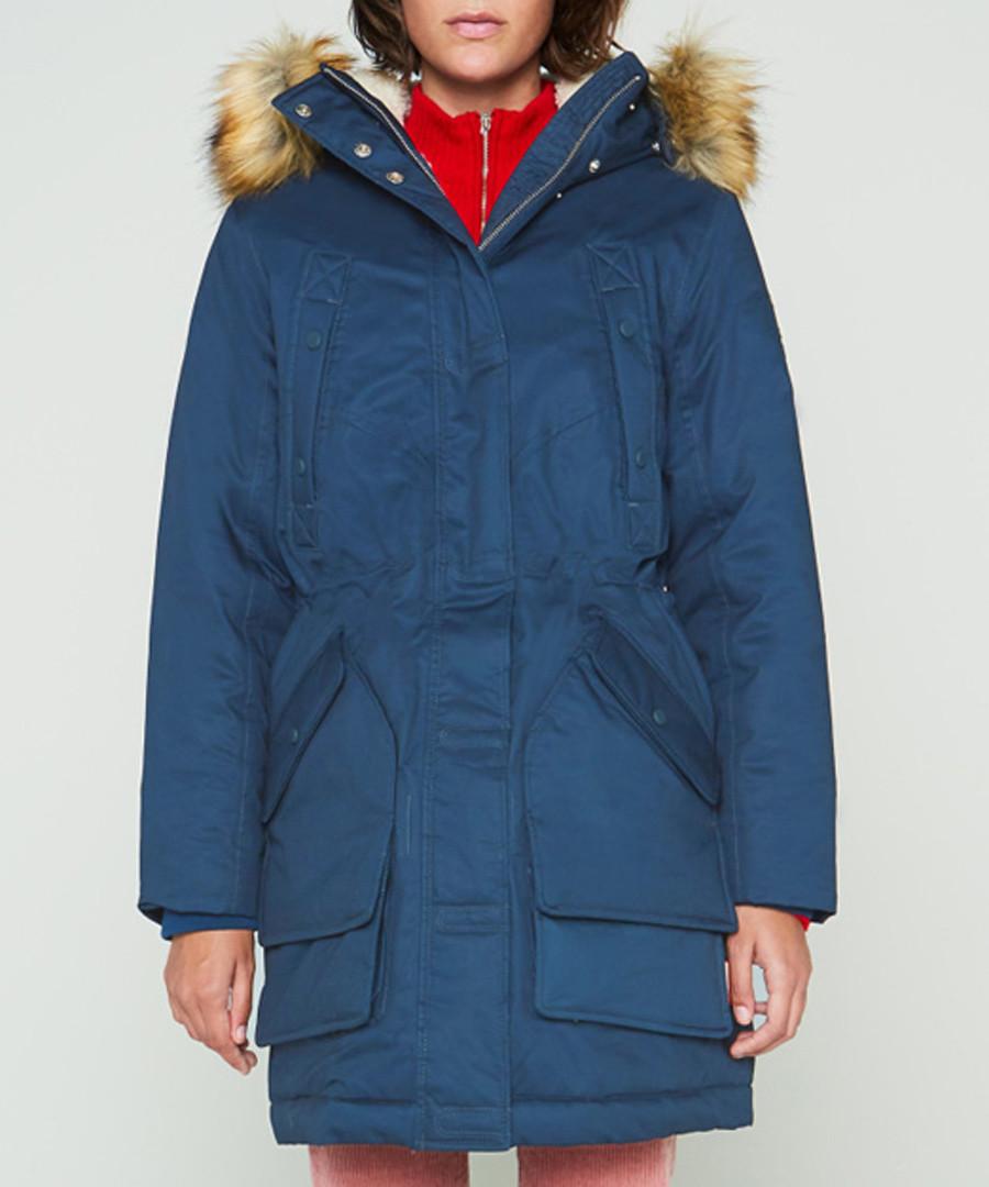 Women's Original navy parka coat Sale - Hunter