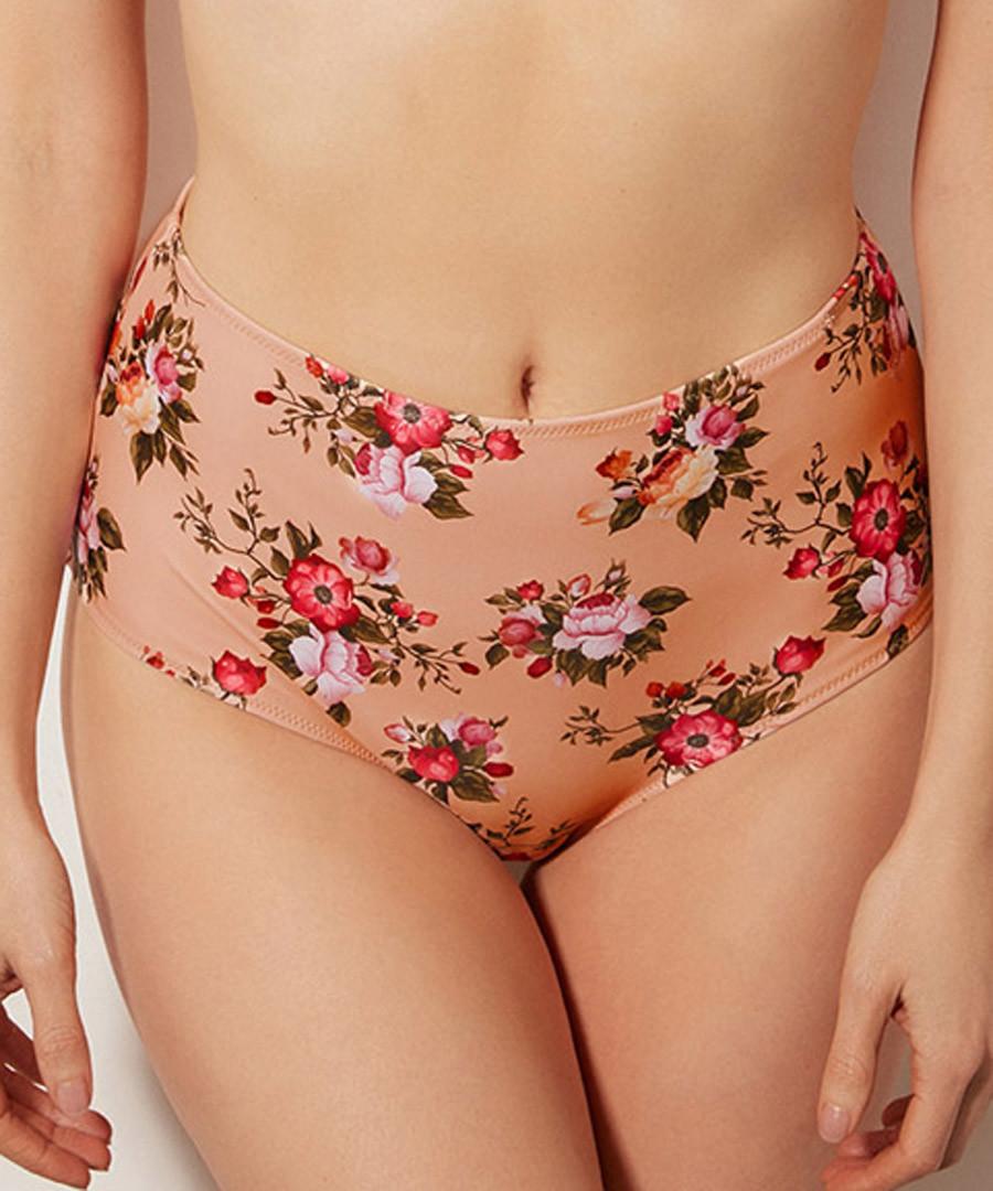 63d0902ac6334 Saba floral blush hi-rise bikini briefs Sale - Boux Avenue ...