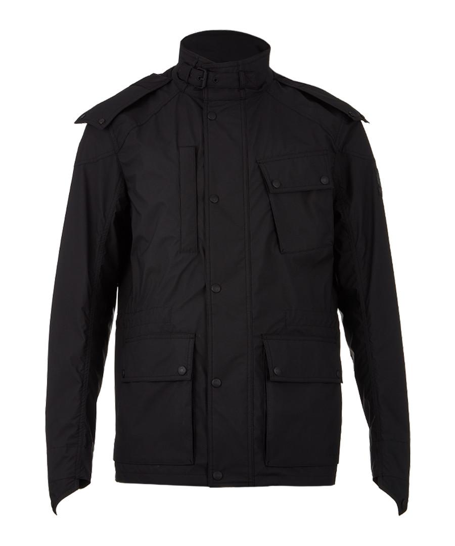 Dansfield black high-neck jacket Sale - Belstaff