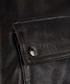 Parkeston vintage black leather jacket Sale - Belstaff Sale
