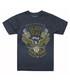 Charcoal pure cotton print T-shirt Sale - firetrap Sale
