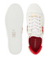 White & red studded sneakers Sale - carvela Sale