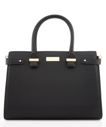Charlotte black shopper