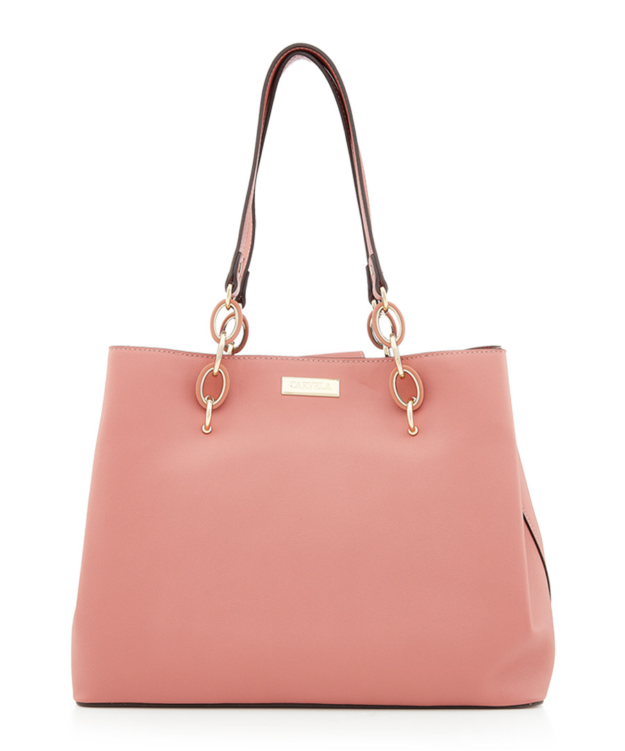 Florence pink shopper Sale - carvela