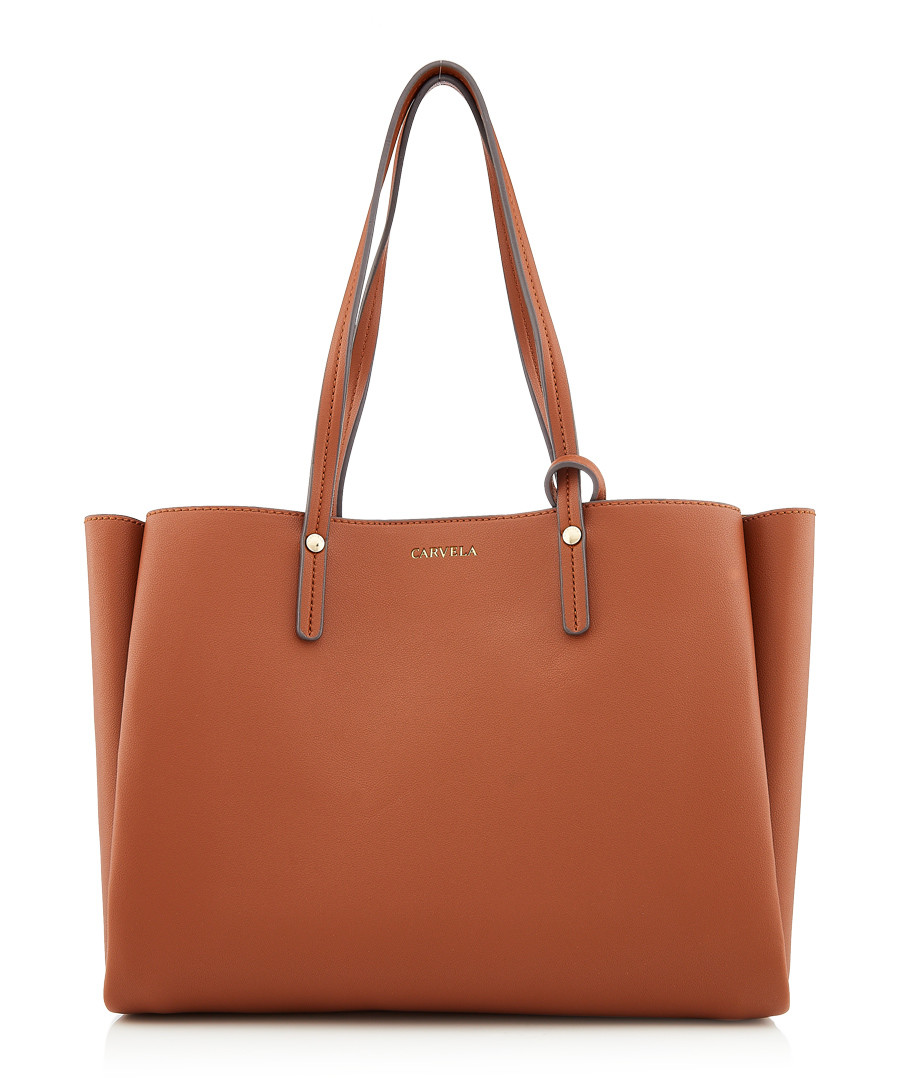 Freya tan shoulder bag Sale - carvela