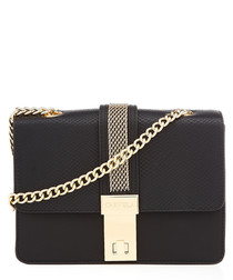 Casey black crossbody