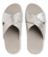 Lulu printed white wrap sandals Sale - FitFlop Sale