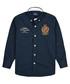 Blue marine pure cotton branded shirt Sale - polo club st. martin Sale