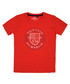 Red pure cotton branded T-shirt Sale - polo club st. martin Sale