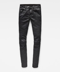 5620 Custom dark coated mid skinny jeans