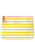Beauty Kit yellow striped make-up bag Sale - bomaby duck Sale