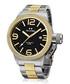 Two-tone & black stainless steel watch Sale - tw steel Sale