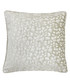 Compton natural velvet cushion 45cm Sale - riva paoletti Sale