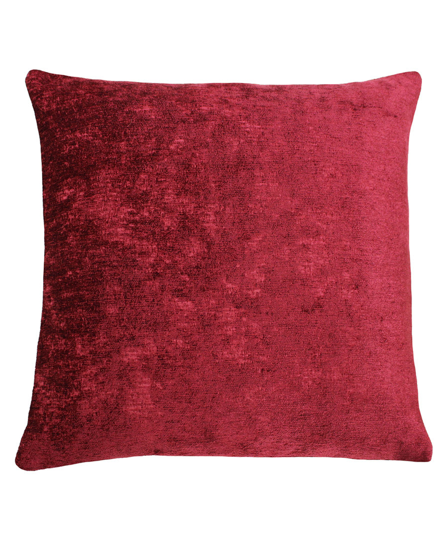 Hampton claret cushion 50cm Sale - riva paoletti