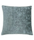 Hampton duck egg blue cushion 50cm Sale - riva paoletti Sale