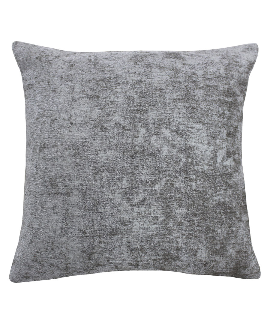 Hampton grey cushion 50cm Sale - riva paoletti