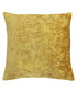 Hampton ochre cushion 50cm Sale - riva paoletti Sale