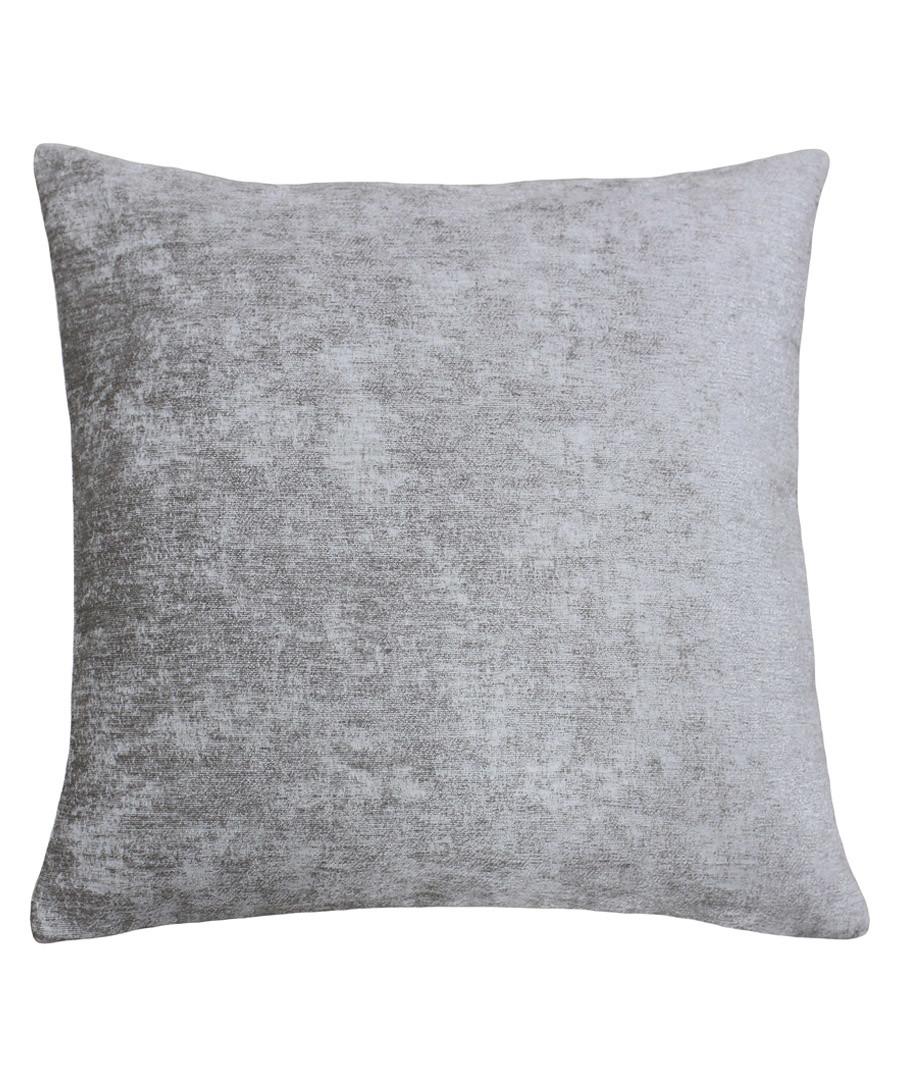 Hampton silver cushion 50cm Sale - riva paoletti