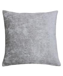Hampton silver cushion 50cm