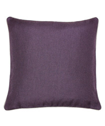 Bellucci damson cushion 55cm
