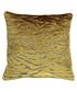 Walton gold velvet cushion 45cm Sale - riva paoletti Sale
