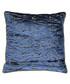 Walton navy velvet cushion 45cm Sale - riva paoletti Sale