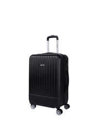 Spirit black spinner suitcase 66cm