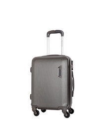 Buccia grey spinner suitcase 66cm
