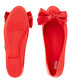 Melissa Doll Bow red ballet flats Sale - melissa shoes Sale