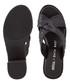Mule Python black sandals Sale - melissa shoes Sale