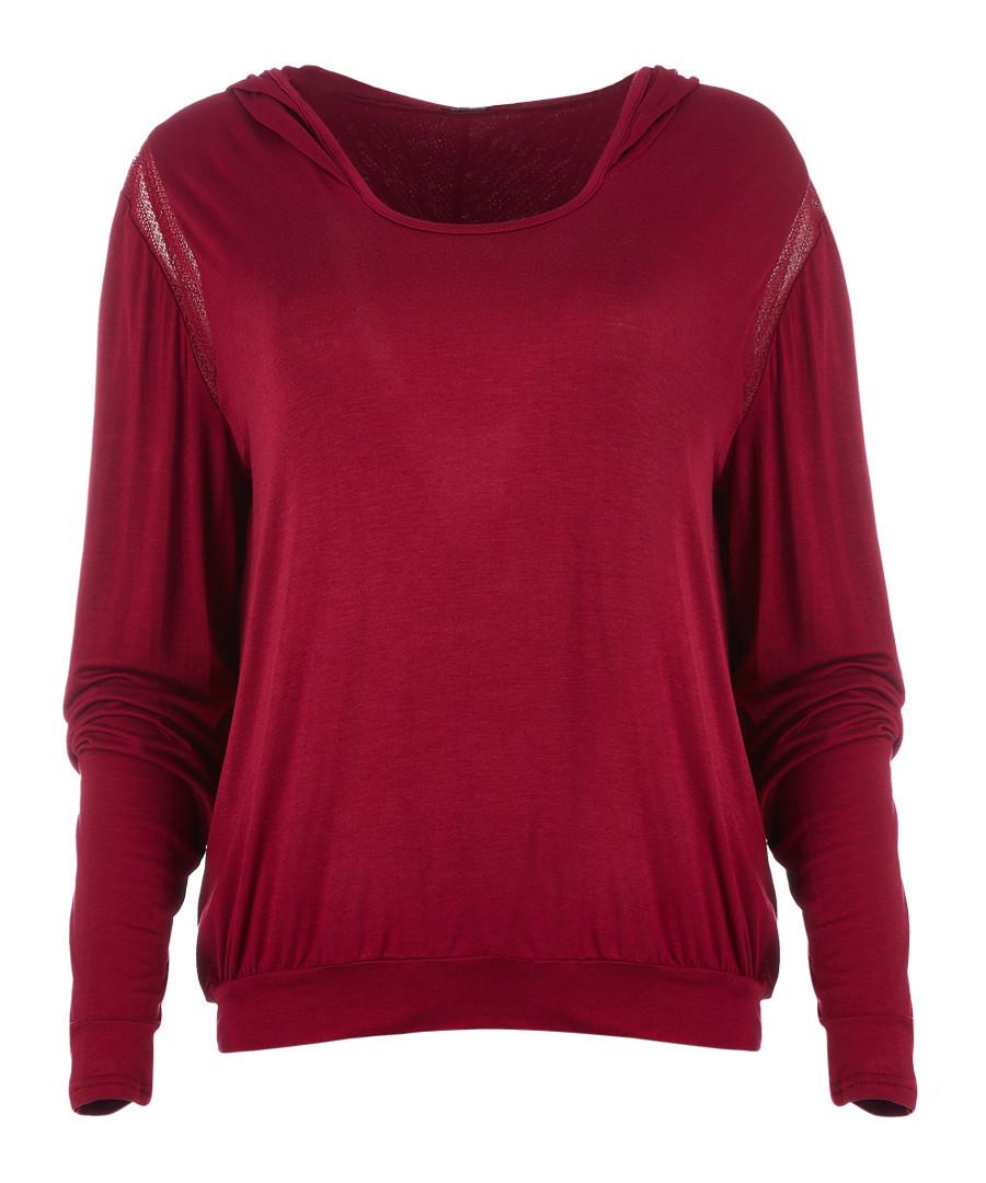 heidi klum intimates cozy mornings hooded jumper Sale - heidi klum