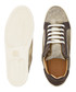 Pespace gold-tone leather sneakers Sale - Penelope Chilvers Sale